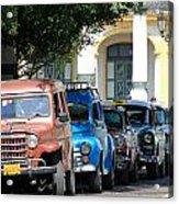 Havana 21 Acrylic Print