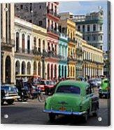 Havana 22 Acrylic Print