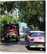 Havana 27 Acrylic Print