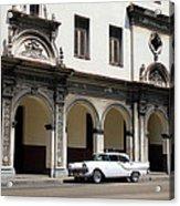 Havana 35 Acrylic Print
