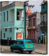 Havana 36 Acrylic Print