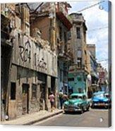 Havana 9 Acrylic Print