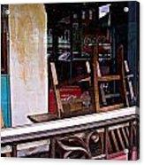 Havana Cafe Acrylic Print