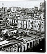 Havana City Acrylic Print