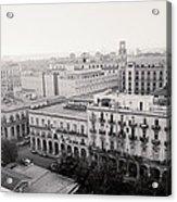 Havana Skyline Acrylic Print
