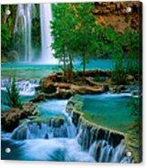 Havasu Canyon Acrylic Print