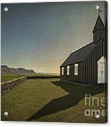 Have A Little Faith Acrylic Print