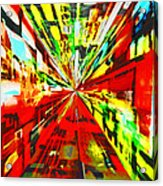 Have You Advertised In Hyperspace? Acrylic Print
