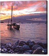 Hawaii Acrylic Print by James Roemmling