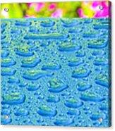 Hawaiian Rain Acrylic Print