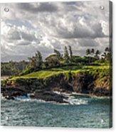Hawaiian Shores Acrylic Print