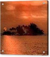 Hawaiiana 10 Acrylic Print