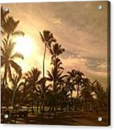 Hawaiian Landscape 7 Acrylic Print