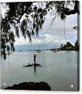 Hawaiiana 33 Acrylic Print