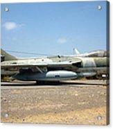 Hawker Hunter Fga 9. Fach 744 Acrylic Print