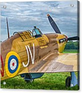 Hawker Hurricane 7d08c Acrylic Print