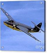 Hawker Sea Hawk Fga6 Acrylic Print