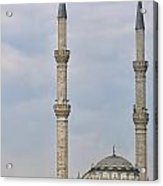 Haydarpasa Protokol Cami Mosque 02 Acrylic Print
