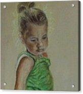 Haylie Acrylic Print