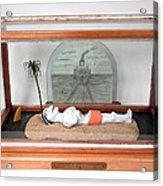 H.c. Westermann Run Over By A Death Ship Acrylic Print