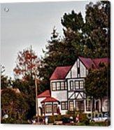 hd 374 hdr - Depot Hill 1 Acrylic Print