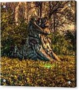 Hdr - Washington Dc National Zoo Acrylic Print