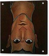 Head Cut Acrylic Print