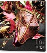 Head Of A Dragon At Leeds Carnival Acrylic Print
