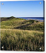 Head Of The Meadow Beach Acrylic Print