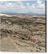 Head Of The Rocks Overlook - Utah's Scenic Byway 12 Acrylic Print
