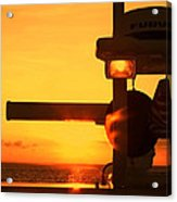 Heading Towards The Sun By Diana Sainz Acrylic Print