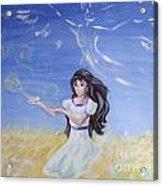 Healer's Gift Acrylic Print