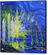 Healing Heals Me Acrylic Print