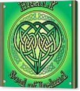 Healy Soul Of Ireland Acrylic Print
