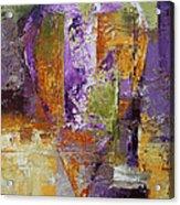 Heart # 109 - Original Available Acrylic Print