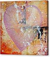 Heart # 79 - Original Available Acrylic Print