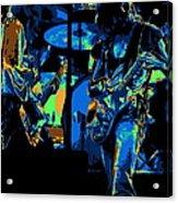 Heart #34abc Acrylic Print
