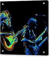 Heart #43abc Acrylic Print