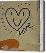Heart 6 Acrylic Print