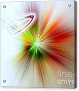 Heart Intersection Acrylic Print