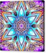 Heart Of Inner Sense Acrylic Print