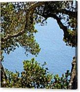 Heart Of Nepenthe - Big Sur Acrylic Print