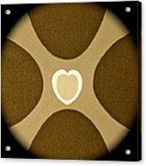 Heart Three Acrylic Print
