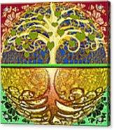 Heart Tree Acrylic Print