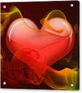 Heartbeat 4 Acrylic Print