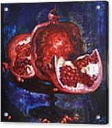 Hearts Of Three Acrylic Print