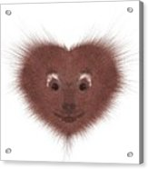 Hearty Beast 1 Acrylic Print
