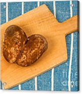 Hearty Potatoe Acrylic Print