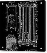 Heater Acrylic Print