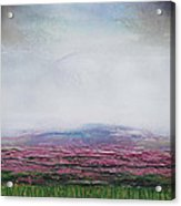 Heather Redesdale 4 Acrylic Print by Mike   Bell